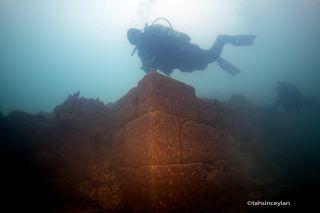Underwater structure in Turkey