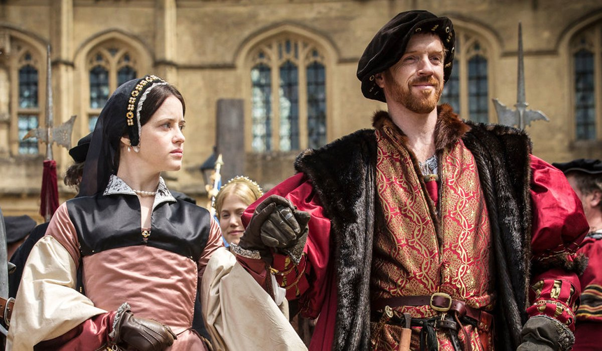 Wolf Hall Claire Foy Damian Lewis PBS