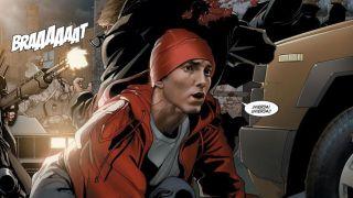 Eminem/The Punisher Vol 1 #1