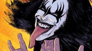 Kiss: The Demon cover art