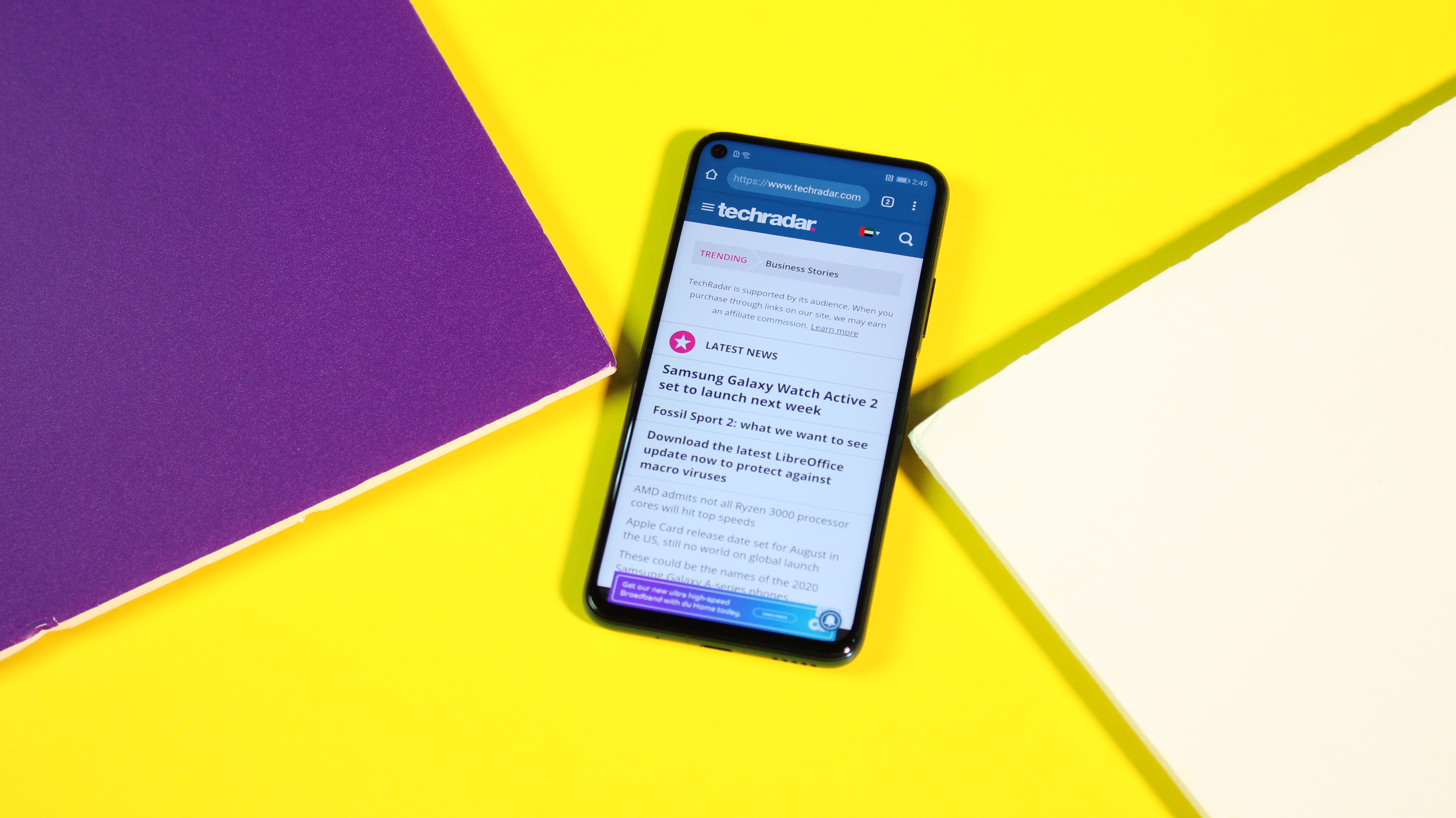 Best Home Phones 2020.Honor 20 Pro Review Techradar