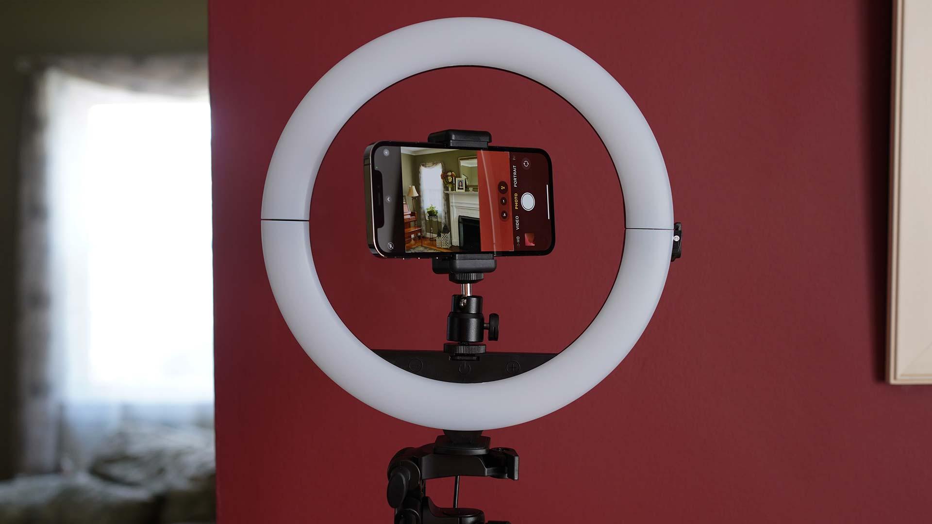 Inkeltech Selfie ring light