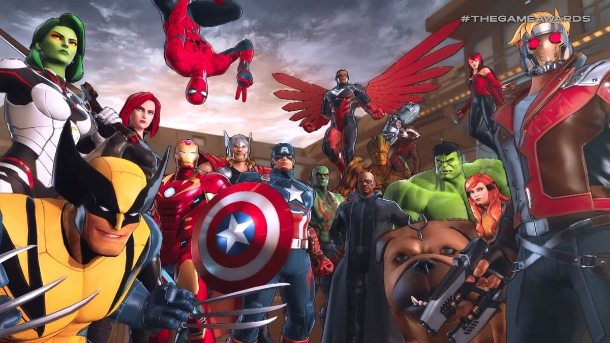 Marvel Ultimate Alliance 3 is real, coming in 2019, and a Switch exclusive