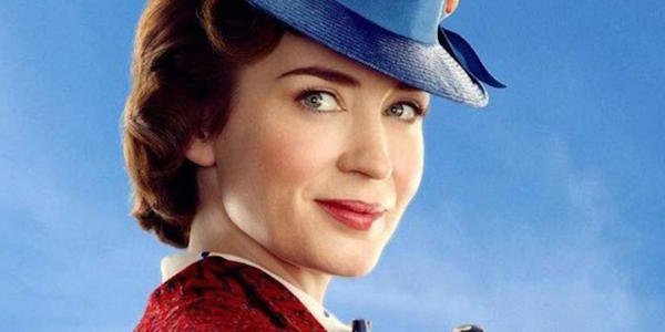 Why Emily Blunt Didn't Watch The Original Mary Poppins To Prepare For Mary Poppins Returns