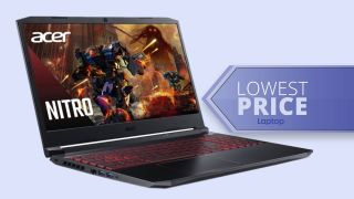 Score the Acer Nitro 5 with AMD Ryzen 5 CPU for just $599
