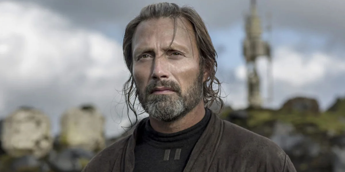 Mads Mikk in Rogue One: A Star Wars Story