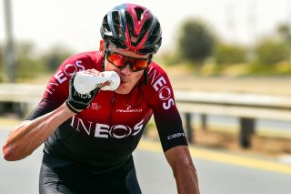 Chris Froome (Team Ineos) kicked off his 2020 season at the UAE Tour