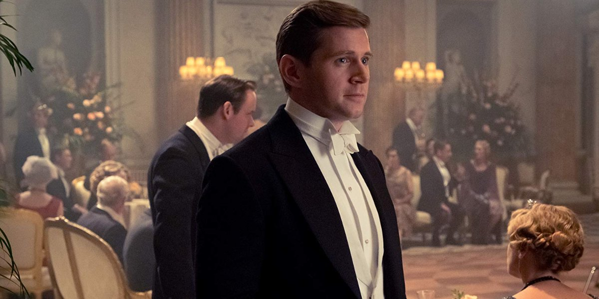 There's A Major Downton Abbey Scene Producers Bet Big Money Would Never Make The Movie