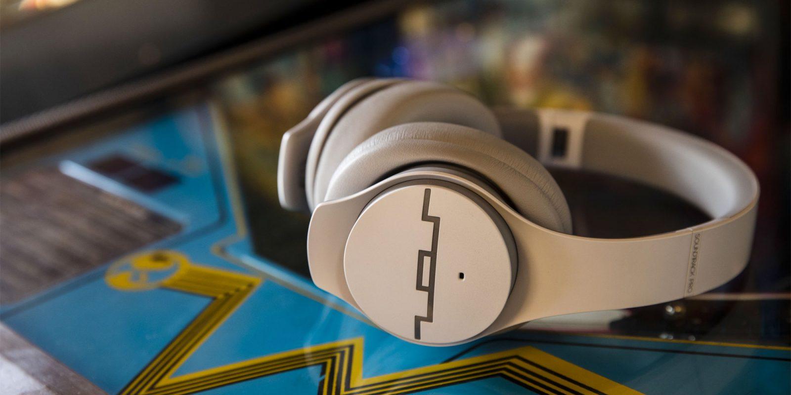 Melhores fones de ouvido com cancelamento de ruído baratos: Sol Republic Soundtrack Pro ANC Headphones