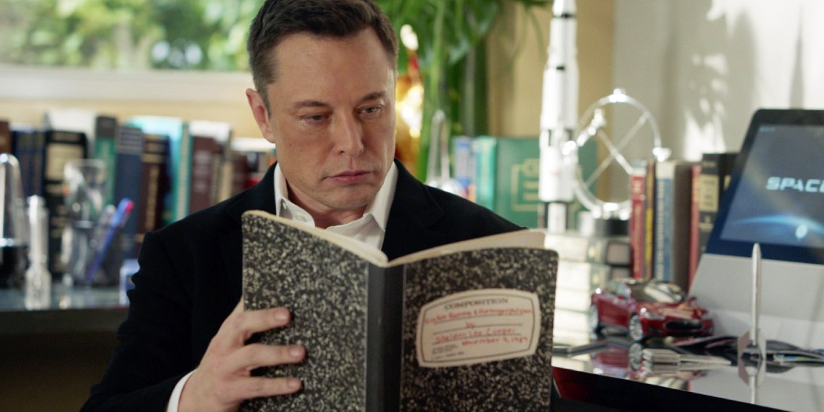 Elon Musk on Young Sheldon