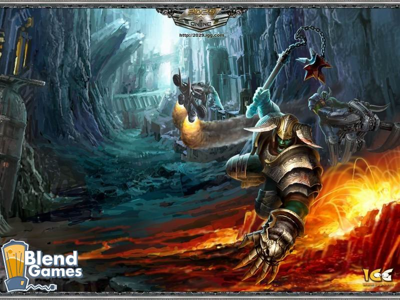 IGG Interview: 2029 Online Is Like Diablo And WoW #6487