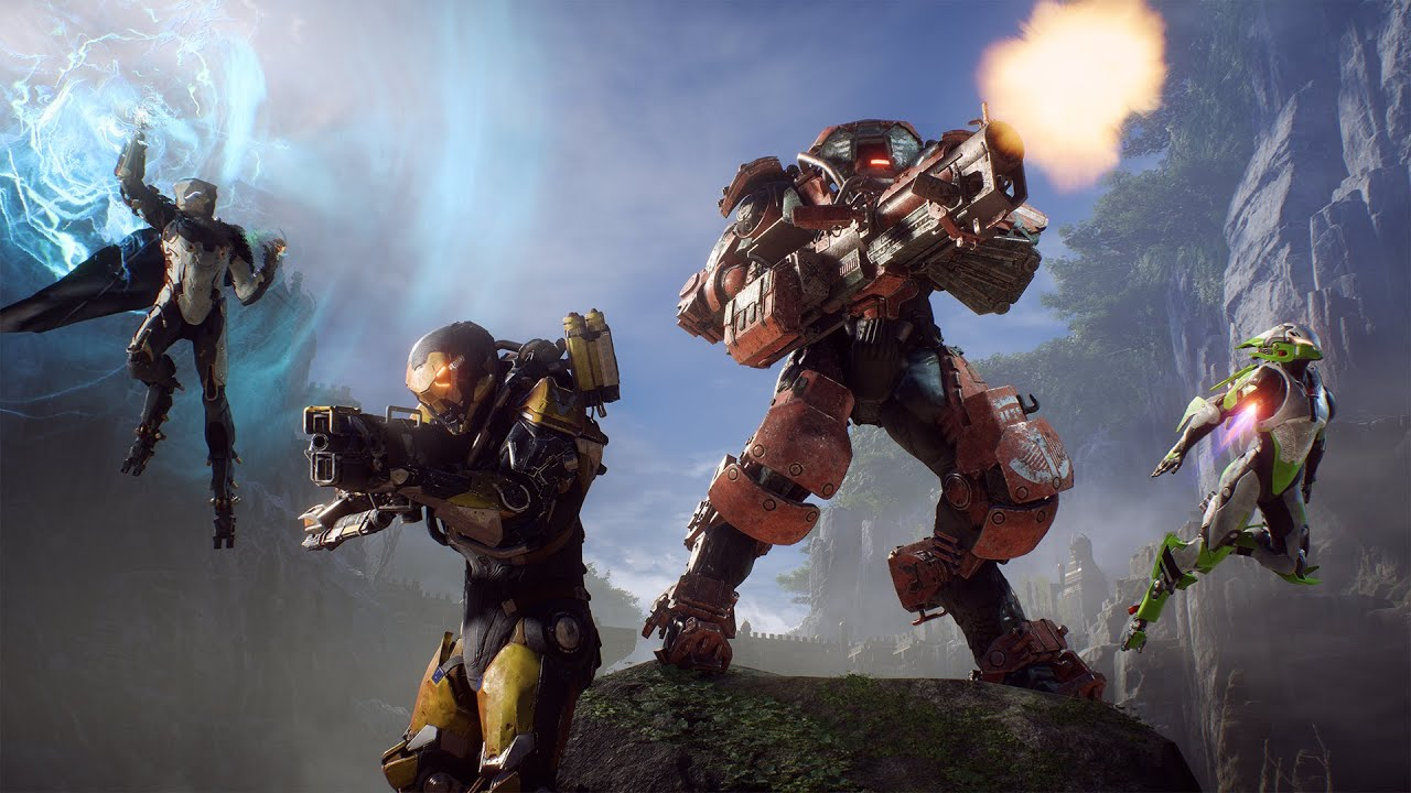Anthem's buggy demo revealed a game that still needs a lot