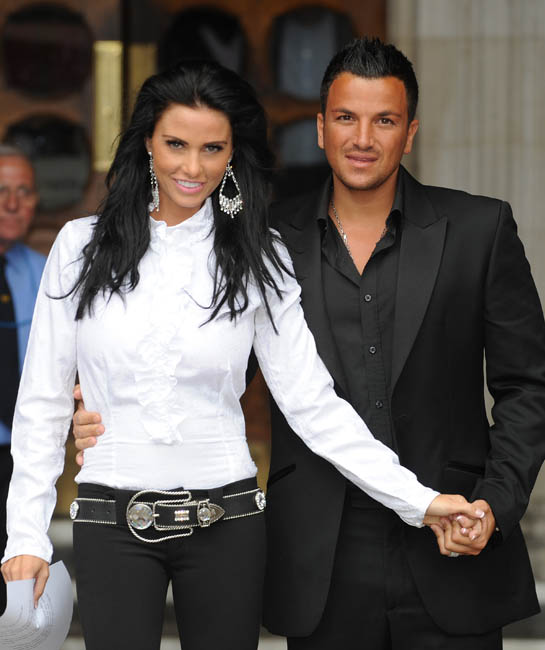 Katie Price And Peter Andre To Split