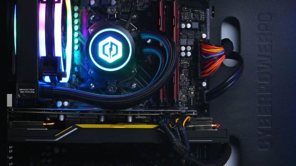 This Ryzen desktop with an RTX 3070 for $1,550 is in stock, but probably not for long