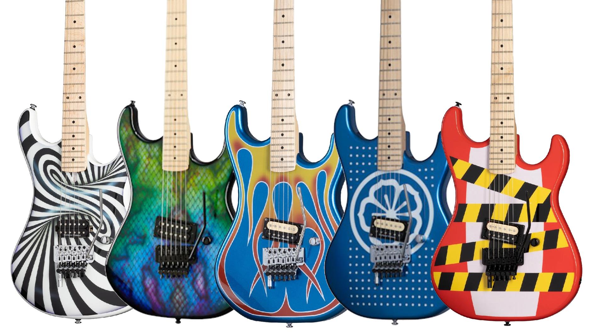 Kramer guitars new Soundtoys Little