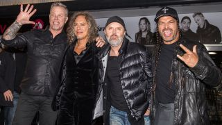 Metallica reportedly releasing their own brand of American