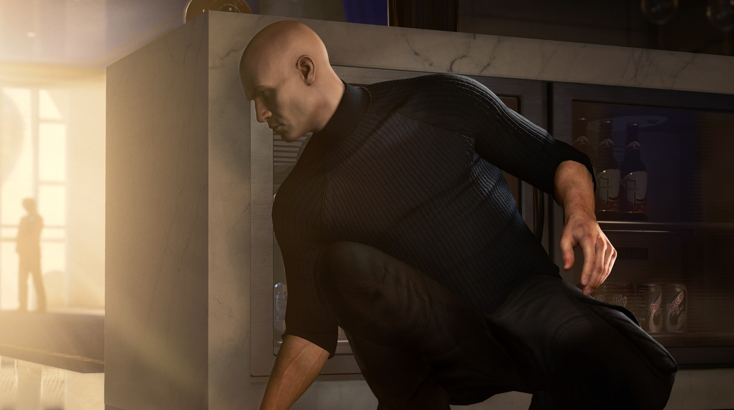 Hitman 3's first major patch delivers gameplay tweaks and a Tactical Turtleneck