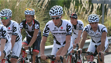 Cervelo training Canary Islands