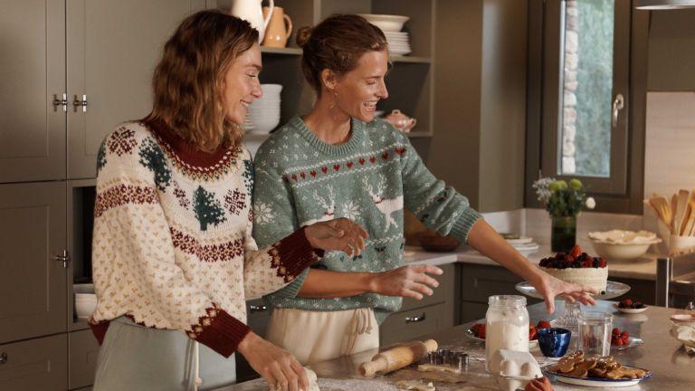 Oysho stylish christmas jumpers