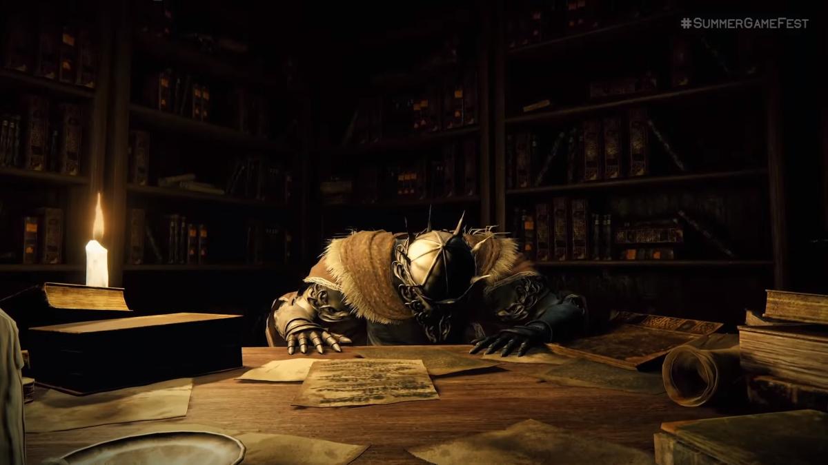Elden Ring subreddit community celebrated the game's long-awaited gameplay trailer – Gamesradar