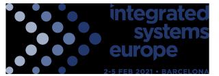 ISE 2021 Logo