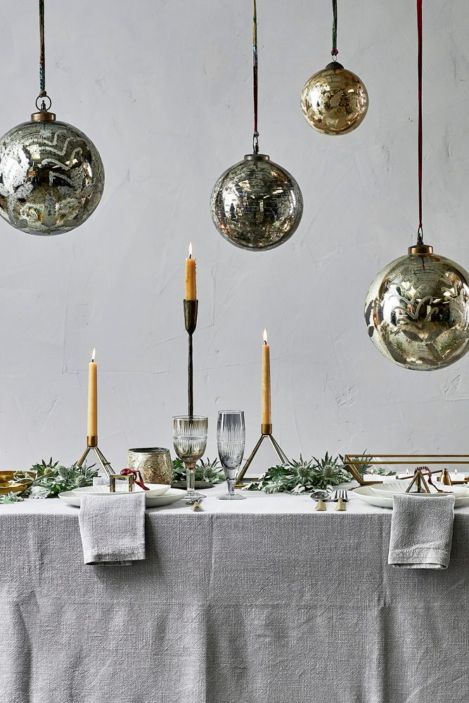 Add extra colour and sparkle this Christmas with baubles