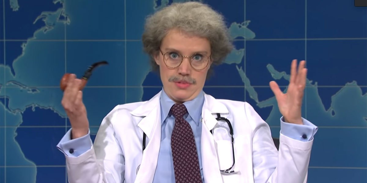 Kate Mckinnon Totally Broke Character On Snl Last Night And Had The Best Response Cinemablend
