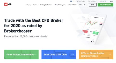 Xtb trading platform review