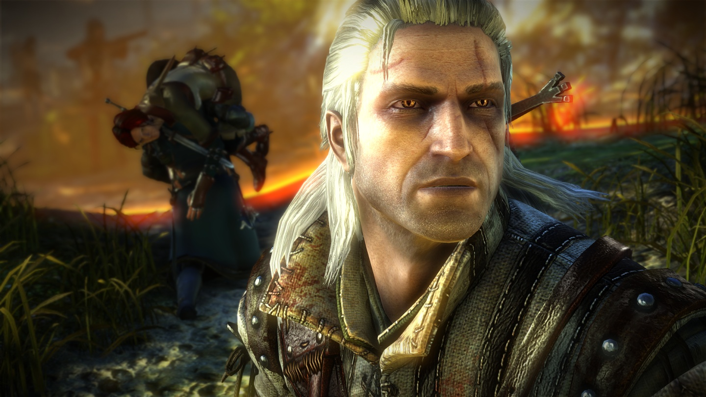 The Witcher 2 Review Pc Gamer
