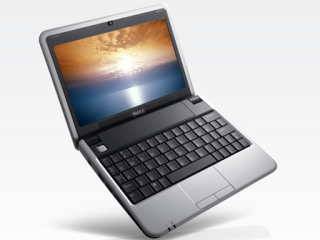 The Dell Inspiron Mini 9 with built in HSDPA