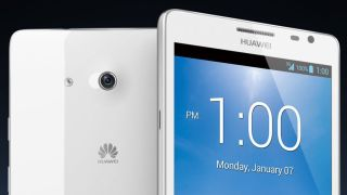 Giant Huawei Ascend Mate gets normal size price tag