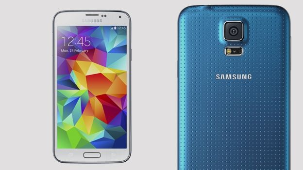 Samsung Galaxy S5 feature in Samsung Galaxy Note 20