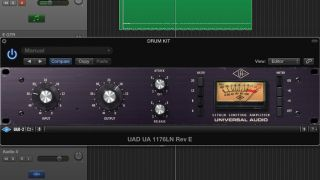 You can emulate the 'all button' mode of the UA 1176 compressor for some characterful signal pumping.