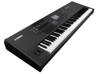 The Yamaha Motif XF8 is the largest model in the range.