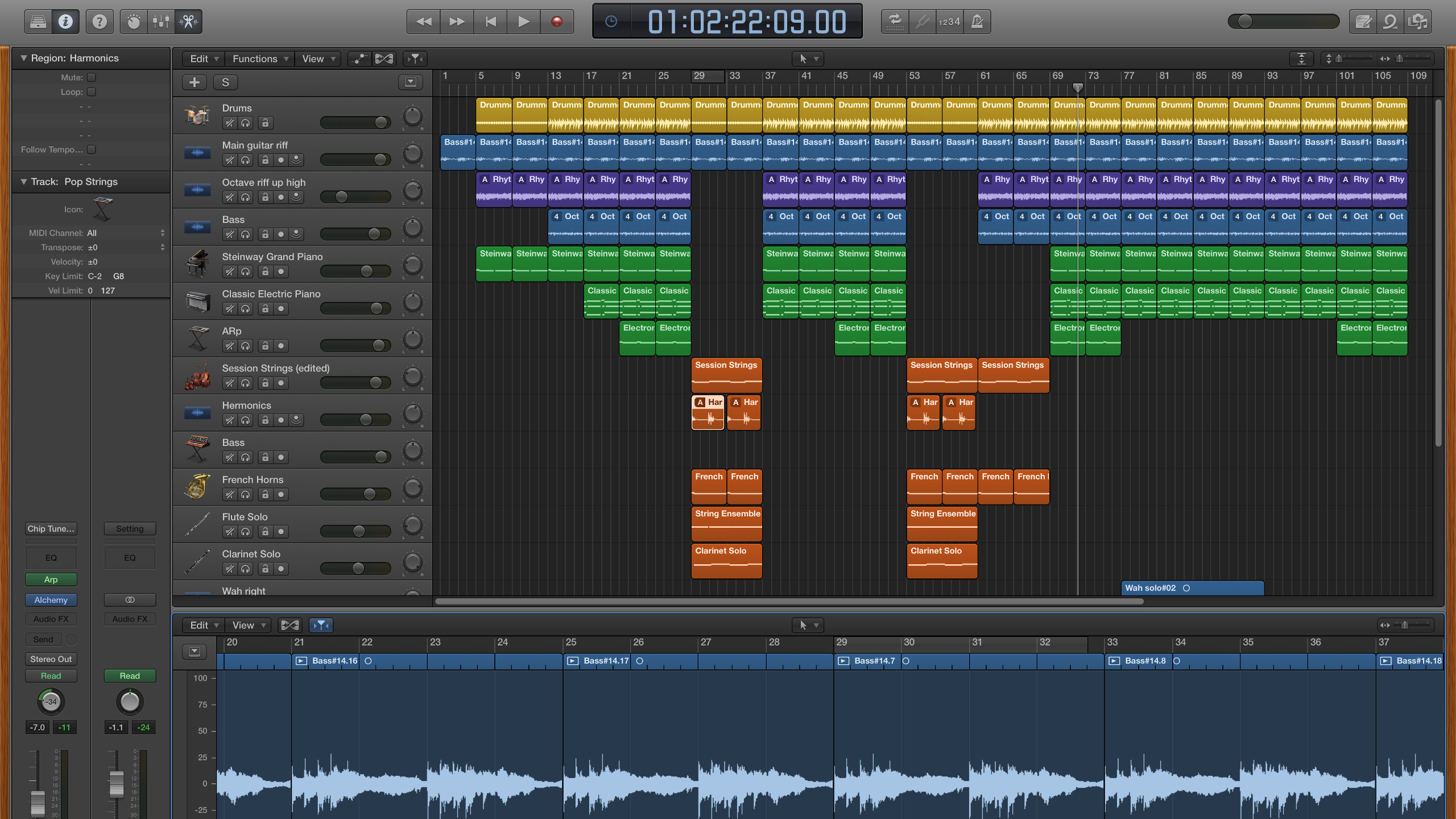 logic pro x eq review