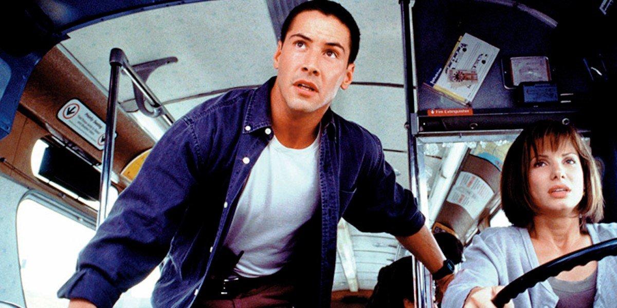 Keanu Reeves as Jack Traven