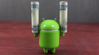 Android profits Google news