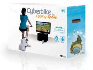 New exercise bike for Nintendo Wii out next January