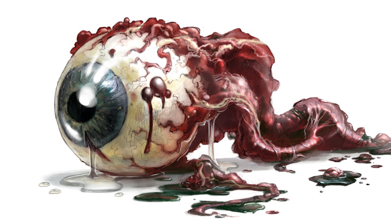 How To Draw A Severed Eyeball In 3 Steps Creative Bloq