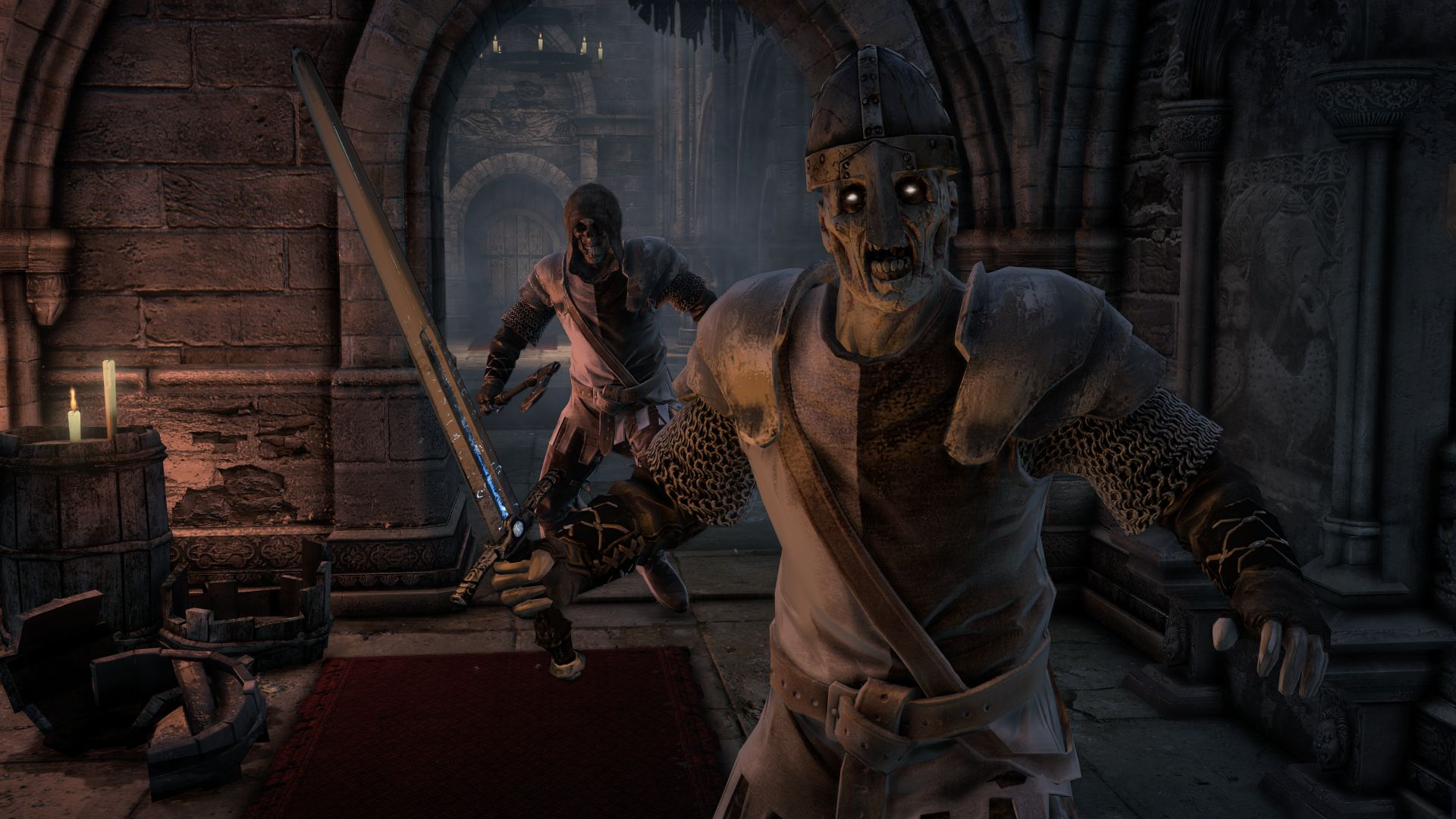 Dead Island Studio Announces Hellraid #26535