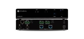 Atlona's dual-output 4K/UHD HDMI to HDBaseT distribution amplifier