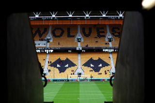Wolverhampton Wanderers v Manchester United – Premier League – Molineux Stadium
