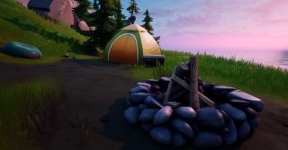 fortnite skye's coastal campsite locations
