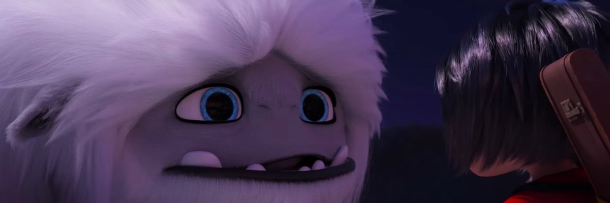 The monster in Abominable