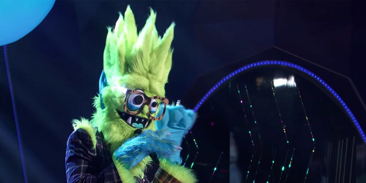 The Masked Singer: We're Feeling Pretty Good About Thingamajig's Identity