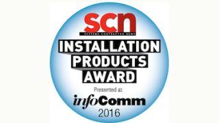 2016 SCN InfoComm Installation Product Award Winners Announced