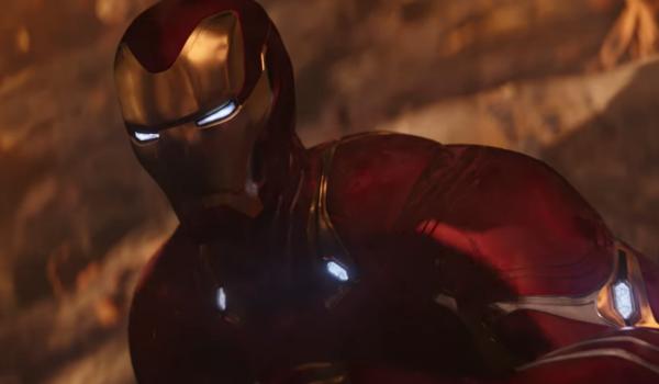 avengers infinity war iron man suit