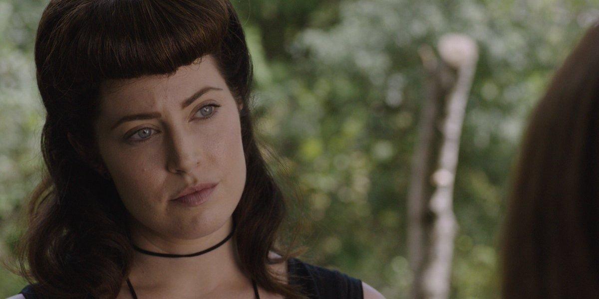 Charlotte Sullivan on Mary Kills People