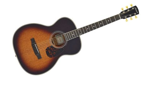 The 'Vintage' spec is a custom-like build with an all-over Sunburst finish