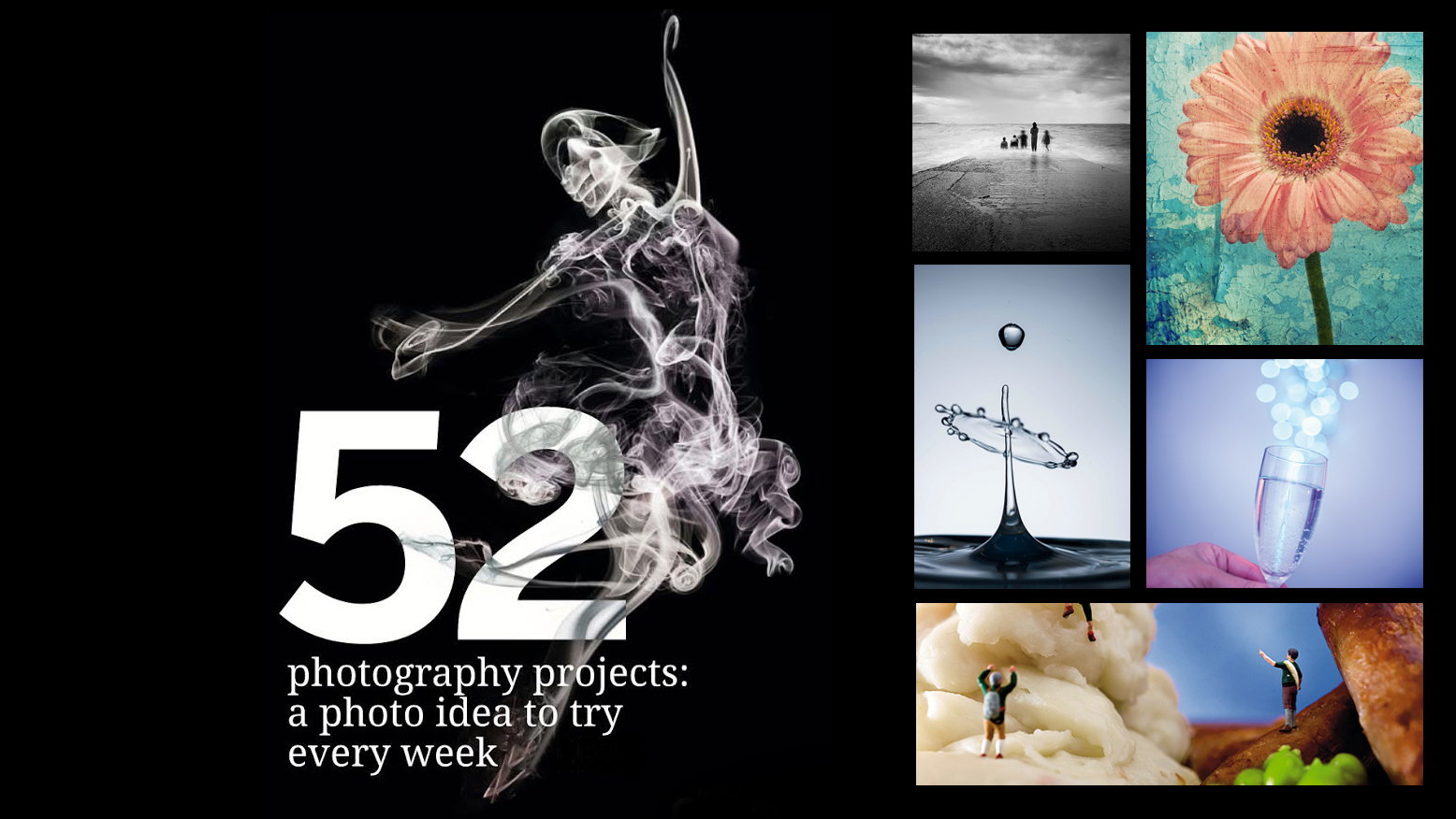 52 photography projects: a great technique to try every week of the year |  TechRadar